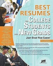 Best Resumes for College Students and New Grads : Jump-Start Your Career! by...