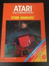 Atari Star Raiders - Sealed NEW In Box -  DC Comic - ATARI 2600 CIB NIB