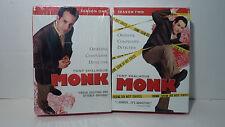 Monk: Season 1 & 2 (2006) 8 Disk Set