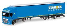 """HERPA 308229  DAF XF SSC Lowliner-Sattelzug """"Verhoek"""" (NL)  1:87"""