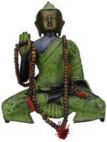 Mala Gebetskette Buddhismus Nepal 108 Perlen Knochenperlen