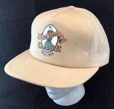 Vtg Case Tractor Mesh Trucker Hat Snapback Cap Farm Equipment Eagle Logo Farmer