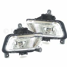 For Kia Cee'D 4/2010 - 7/2012 Front Fog Light Lamps 1 Pair O/S And N/S