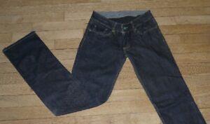 KAPORAL 5  Jeans pour Femme W 29 - L 32 Taille Fr 37 BRASILLA (Réf #E126)