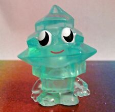 Moshi Monsters Rox 2 Collection #52 COOLIO Green Moshling Mini Figure Mint OOP