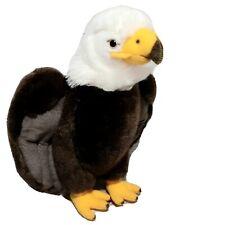 "FAO Schwarz 14"" Bald Eagle Plush Stuffed 2015 TOYS R Excellent"