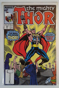 Thor #384 (1987) Marvel 9.0 VF/NM Comic Book
