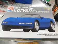 1995 Corvette Convertible 1/25 scale AMT / Ertl kit # 6538