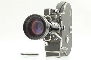 [NEAR MINT] Bolex H16 Reflex REX4 + Angnieux12-120 F/2.2 c Zoom Lens From JAPAN