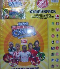 Bundesliga 2010/11 Sammelmappe Chipz OVP !