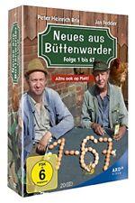 Neues aus Büttenwarder Box Folge 1 bis 67 NEU 20 DVDs Komplettbox Staffel 1-10