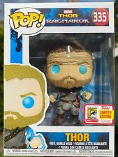 Thor Ragnarok - Thor Glow #335 OFFICIAL SDCC 2018 Funko Pop Vinyl New in box