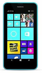Nokia Lumia 635 - 8GB - Cyan (Sprint) Smartphone