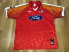 1. FC Köln XXL FORD 1997 1998 Puma Citibank Trikot Jersey orange Shirt X169