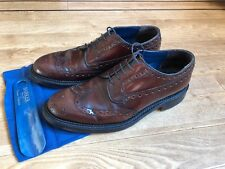 Barker England Brogues Brown size 8 (42) Creative Collection Excellent Condition