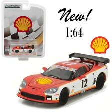 Greenlight 29907 2009 Shell Chevy Corvette C6.R Diecast Car 1:64 NEW!!!