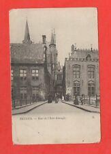 Belgique - BRUGES - Rue de l'Âne Aveugle  (C3792)