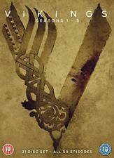 Vikingos temporadas 1-5 DVD DVD NUEVO