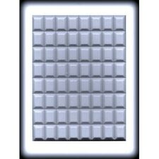 Rectangle Pieces Hard Candy Mold from CK #5730 - NEW