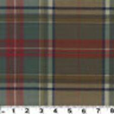 Wool Plaid by Roth & Tompkins Drapery Upholstery Fabric Dress Stuart