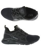 Scarpe Sneaker Emporio Armani Ea7 A RACER REFLEX Unisex Nero X8X057 XCC55 M620