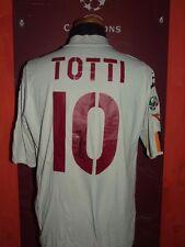 SIGNED TOTTI ROMA 2003/2004 MAGLIA SHIRT CALCIO SOCCER FOOTBALL JERSEY MAILLOT