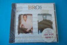 "BROS "" CHANGING FACES "" CD COLUMBIA 1991 SEALED"