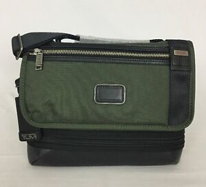 Tumi Alpha Bravo Beale Crossbody Messenger Carry Bag 222371SP2 $245