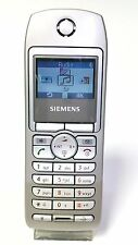 Siemens gigaset s2 prof. combiné +2x nouvelles batteries top!