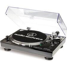 Audio Technica AT-LP 120 USB tocadiscos negro