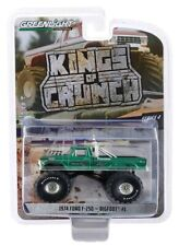 Greenlight 1974 Ford F-250 Monster Truck Bigfoot #1 w/66 Tires Chase 1/64 49040A