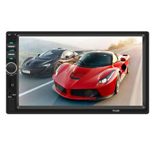 7 Inch DOUBLE 2DIN Car MP5 Player BT Touch Screen Stereo Radio HD+Camera