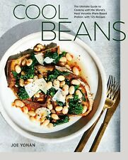 Cool Beans: The Ultimate Guide to Cooking by Joe Yonan Hardcover BRAND NEW