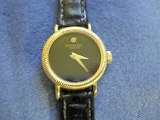 #289 ladys gold raymond weil mechanical  watch