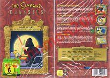 DVD DIE SIMPSONS CLASSICS BART WARS SCHLAGEN ZURÜCK TV-Kult Animation OOP NEU