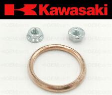 Exhaust Manifold Gasket Repair Set Kawasaki KLT160 KLT185 KLF185 KLF220 KLF250