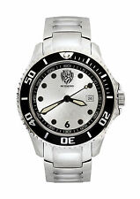 AFL Richmond Tigers All Stainless Steel Gents Watch FREE SHIPPING