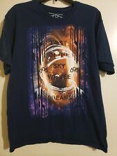 Mens Large L Empyre Surplus 🔥 Vintage Navy Blue T Shirt 🔥 ESC