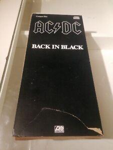 "AC DC ""Back in Black"" / Longbox / Super Saver Series / akzeptabeler Zustand"