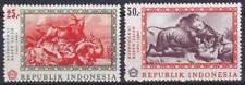 Indonésie YT 523/24 Mi 590/91 Année 1967 (MNH **)