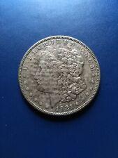 1921 U.S. Silver Morgan Dollar ($1), No Reserve! (Lot #46)