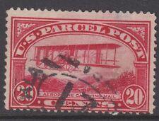 Stati Uniti d'America: 1913 pacco postale 20c Carmine-rose Scott #q8 USATO