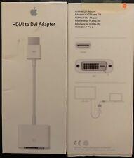 Neu Apple HDMI zu DVI Adapter Kabel MJVU2AM/A