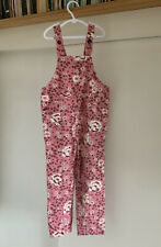 Kip & Co + Cotton On girls floral jumpsuit overalls - size 7 - BNWT