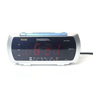 Emerson Research Smart Set Dual Alarm Clock Radio w/ 4 Way Lamp Control CKS3088
