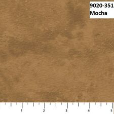 Toscana Mocha Tan Mottled Tone on Tone Cotton Quilt fabric by Northcott 9020-12