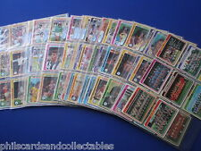 Topps - Footballers 1979 - Bubblegum Cards * Choose The One's You Need * 125 on