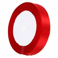 Rouleau Ruban Rouge DIY Deco Scrapbooking Mariage Couture 19mm WT