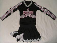 """Authentic 2 Piece Cheerleader Uniform: """"Antioch""""."""