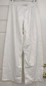 NEW Martial Arts Men's Pants White Century Karate Taekwondo KungFu white 6
